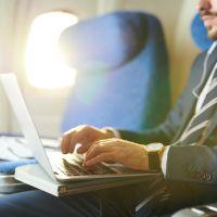 traveling laptop