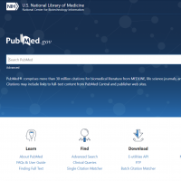 new pubmed 1