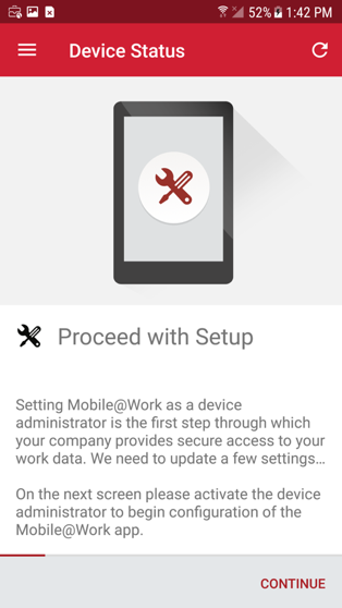 How to re-enroll your device in MobileIron | Information